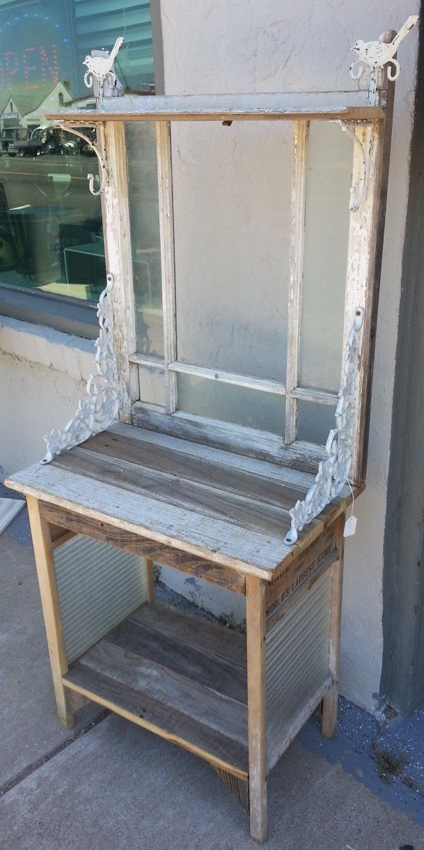 319 Best Re Scape Potting Benches Images On Pinterest