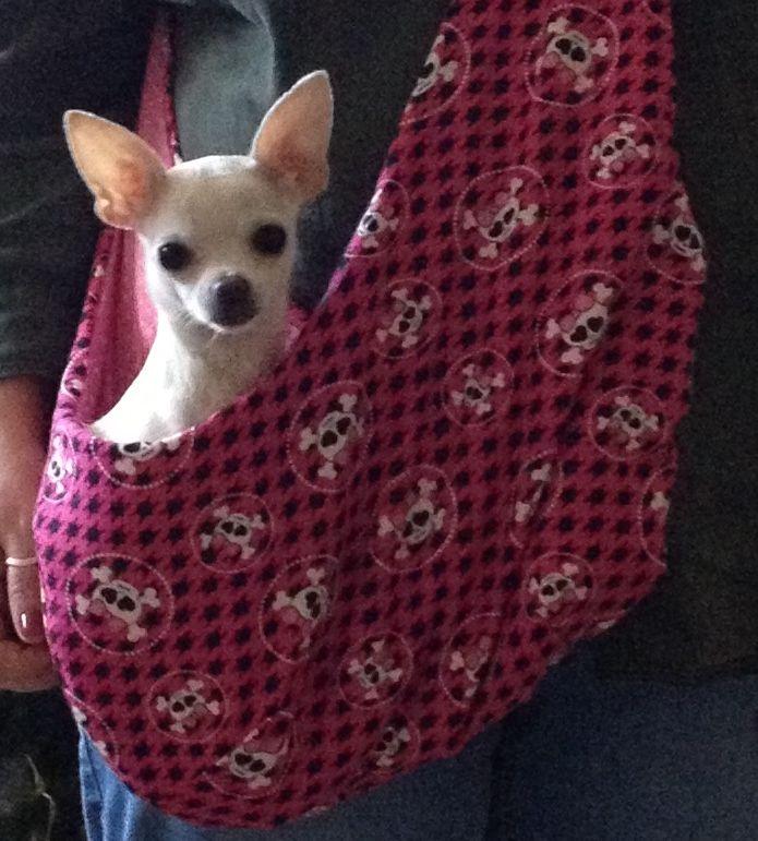 Sling Carrier I Love Chihuahuas Pinterest Chihuahuas
