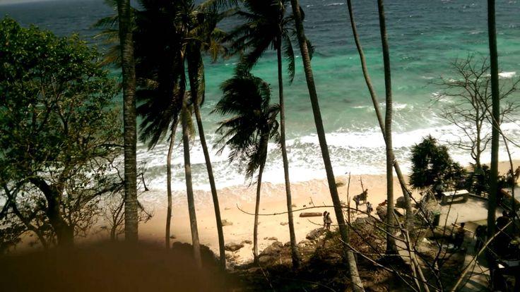 Sumur Tiga Beach view, Sabang, Weh Island, Aceh