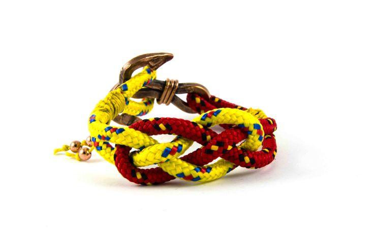 bransoletka-zeglarska-kotwica-stylenaut-facebook.jpg #bracelet #spring2015 #summer2015 #anchor #copper