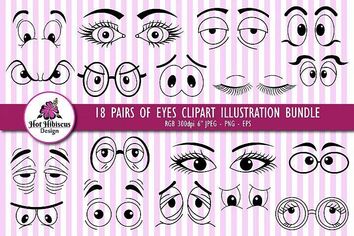 Cartoon Eye Fatigue Drawing - Hand drawn binocular vector graphics png  download - 3124*2048 - Free Transparent Cartoon png Download. - Clip Art  Library