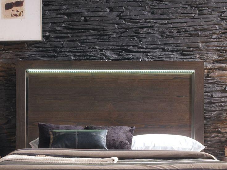 +50 ideas de cabeceros con luz #retroiluminados #luz #cama #bed #cabecero #diseño #decoracion #decor #deco #neon #iluminacion