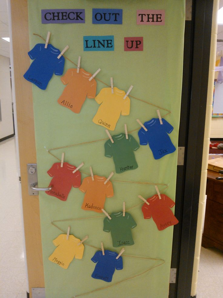 Classroom Line Up Ideas ~ Best images about back to school welcome door on