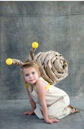 snail costume//
