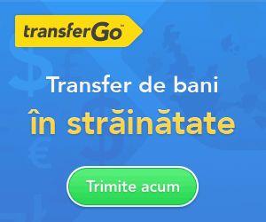 Castiga un voucher Wizz Air de 25€ si 10£ cu TransferGo. Trimite o fotografie făcută în timpul unui zbor  Wizz Air și, dacă ești primul pasager de pe acel zbor care trimite emailul, primești un voucher de £25 pe care îl poți folosi la următorul zbor cu ei + £10 când faci un transfer cu TransferGo. www.mycashback.ro/magazin/1079/transfergo