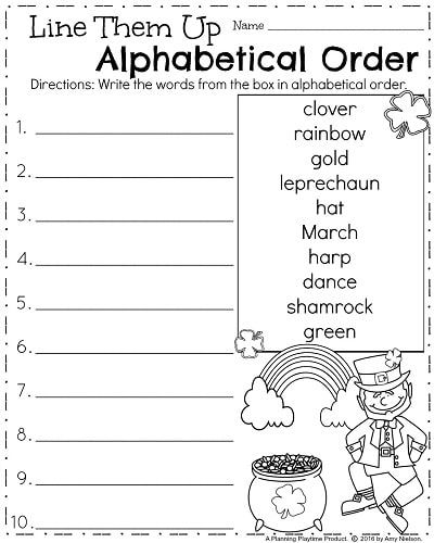 1000+ ideas about Alphabetical Order on Pinterest | Reading center ...