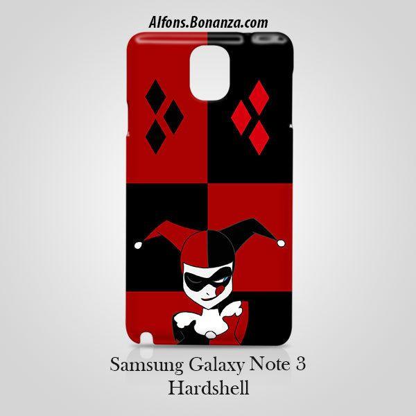 Harley Quinn Samsung Galaxy Note 3 Hardshell Case