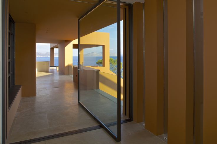 Project in Porto Heli Greece, Architect: Alexandros Samaras architects, Legorreta+Legorreta