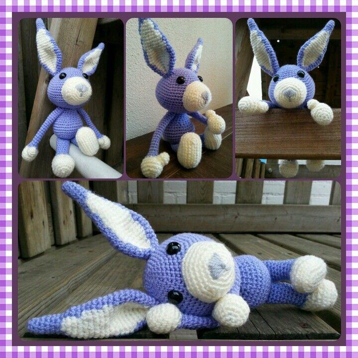 Lenny het konijn van DenDennis