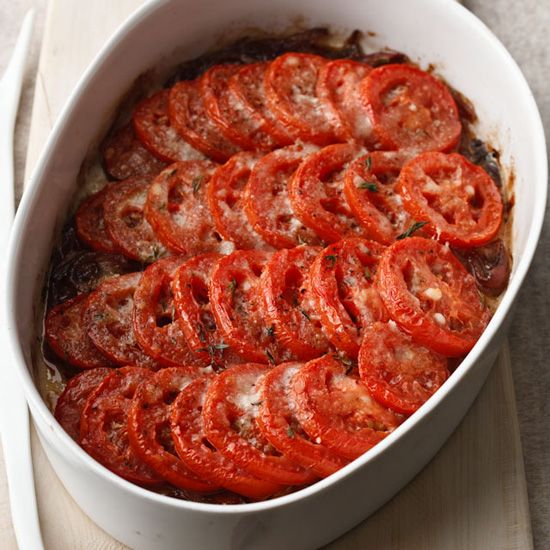 Amp, Csa Tomatoes, Easy Tomato, Yummy Tomatoes, Gratin Recipe, Tomato ...