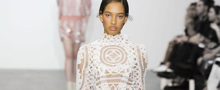 45+ Stunning Bridal Looks From London Fashion Week