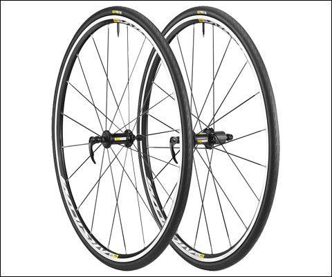 Mavic Aksium Elite Road Wheelset 2015