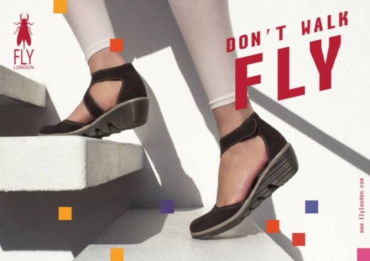 keep it casual & Don't Walk,Fly http://www.verona-shoes.gr/