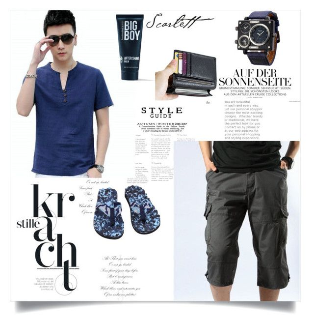 """""""www.woopshop.com/ 5"""" by deyanafashion ❤ liked on Polyvore featuring 21 Men, men's fashion and menswear"""