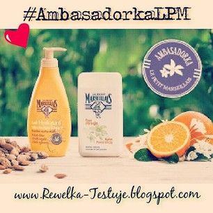 Swoimi kosmetykami pochwaliła się nam kolejna #AmbasadorkaLPM