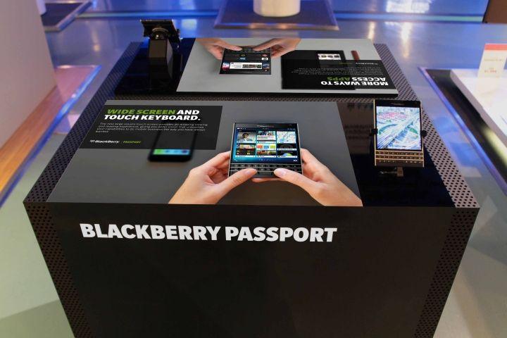 Best blackberry passport deals uk