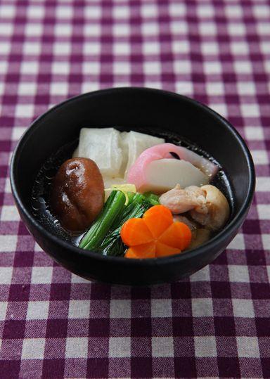 関東風雑煮 のレシピ・作り方 │ABCクッキングスタジオのレシピ | 料理教室・スクールならABCクッキングスタジオ