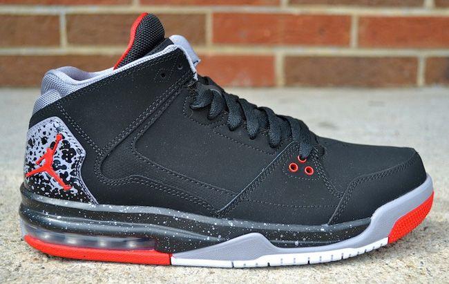 size 40 53c52 3c1b2 air jordan flight origin 2 basketball shoes