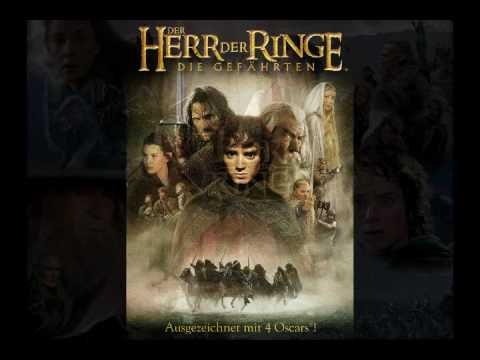 ▶ The Lord of the Rings Soundtrack - Herr der Ringe Filmmusik - YouTube