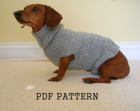 Free Knitting Patterns For Very Small Dogs : Best 25+ Dog sweater pattern ideas on Pinterest