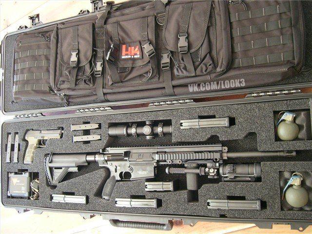 Wood Handgun Racks Safes