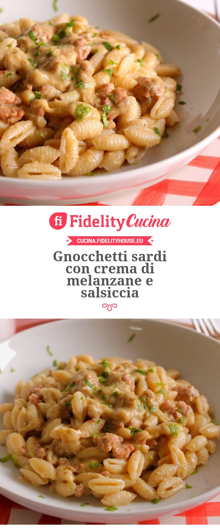 7a4ad382797fddf06a7b68cdc1d17c38 - Gnocchetti Sardi Ricette