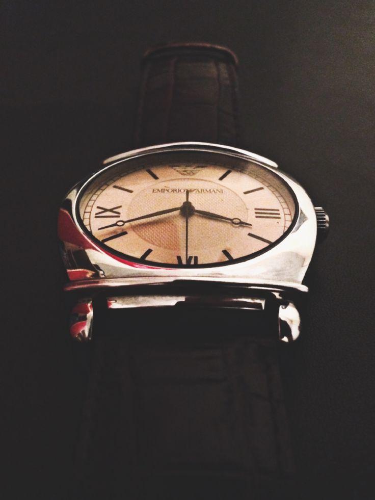 Emperio Armani watch