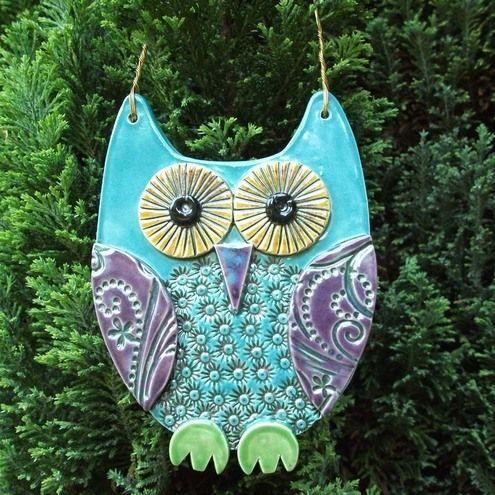 Ceramics bird cage pendant necklace vintage folksy | Pottery | Popular Crafts | …