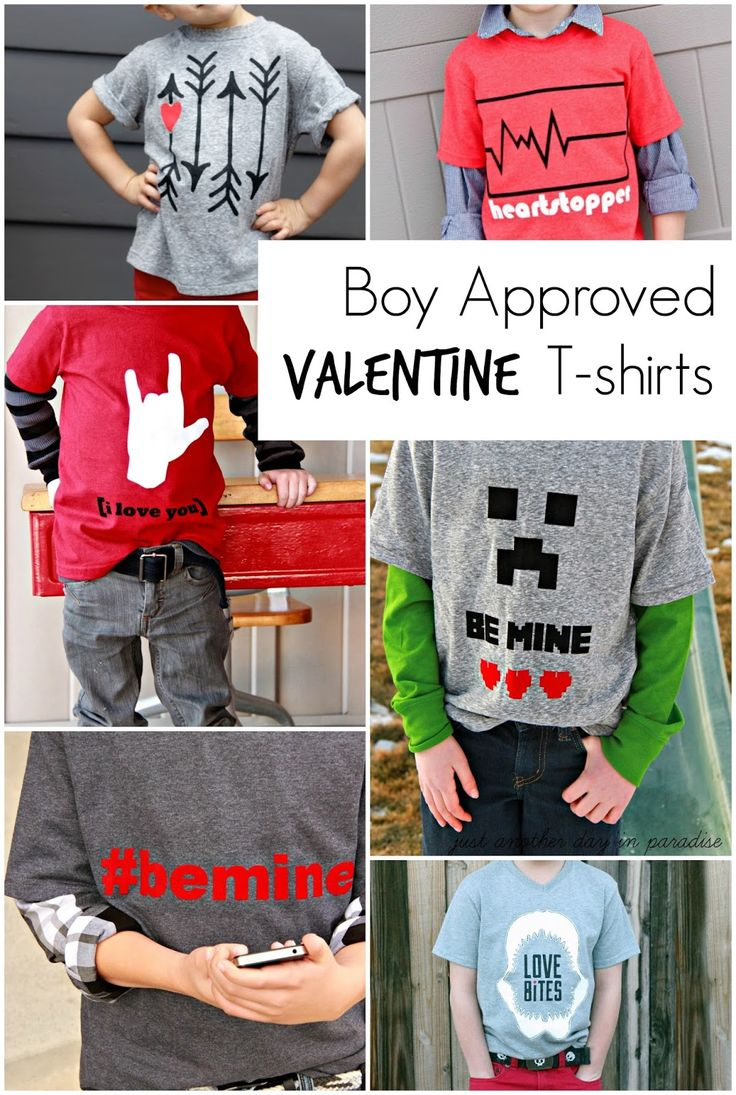 Just Another Day In Paradise Boy Approved Valentine T