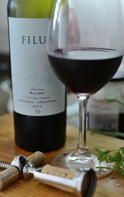 Filus, Malbec Reserve 2013