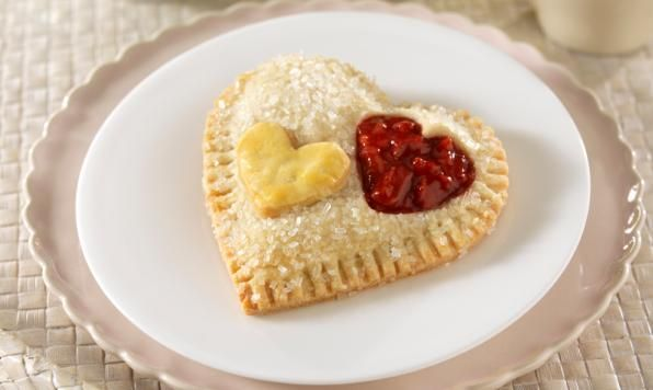 Share the love any time of year with this perfect Pocket Pie recipe. Try different fresh fruit to match the season!