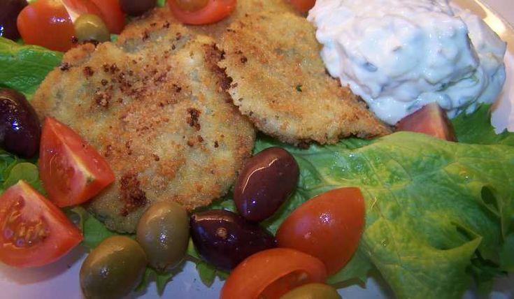 grekisk mat när den är som allra bäst.
