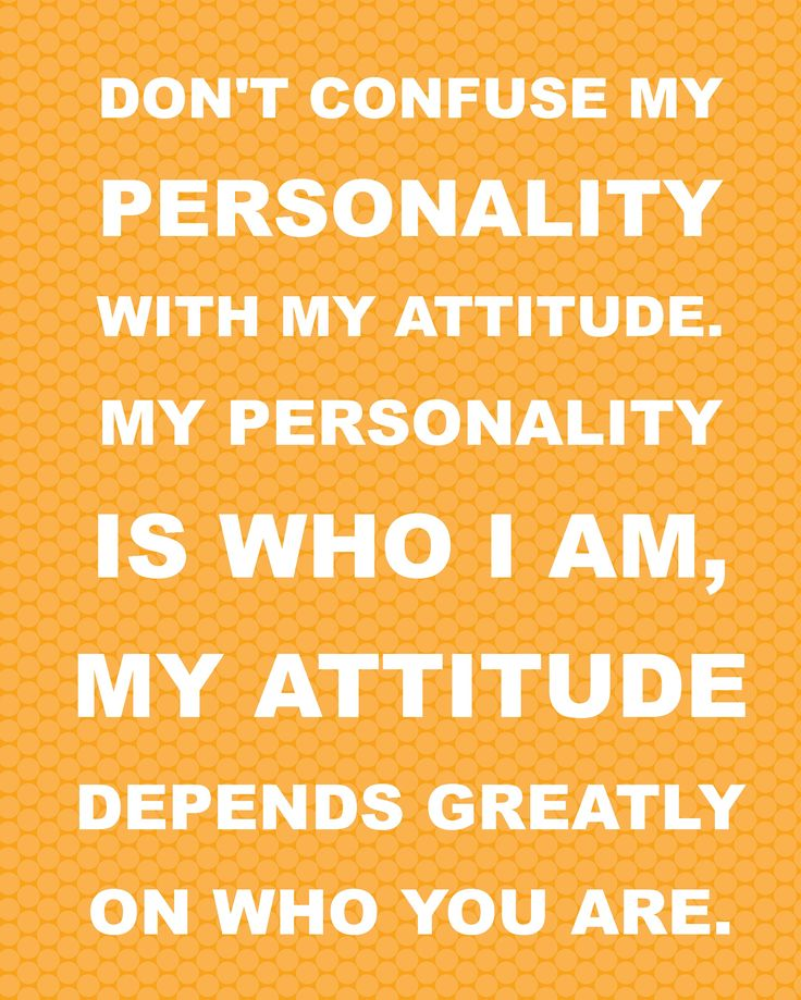 am who i attitude - photo #7