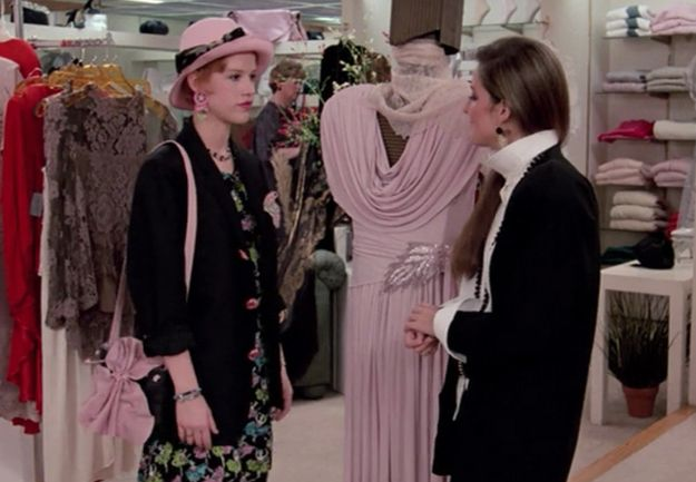 """Community Post: Every Outfit Andie Wears In """"Pretty In Pink"""""""