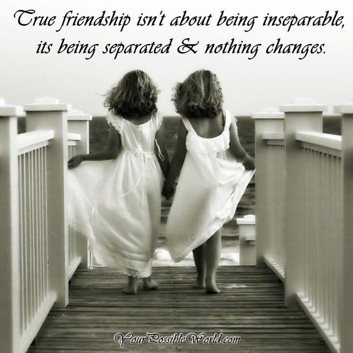 True friendship.......