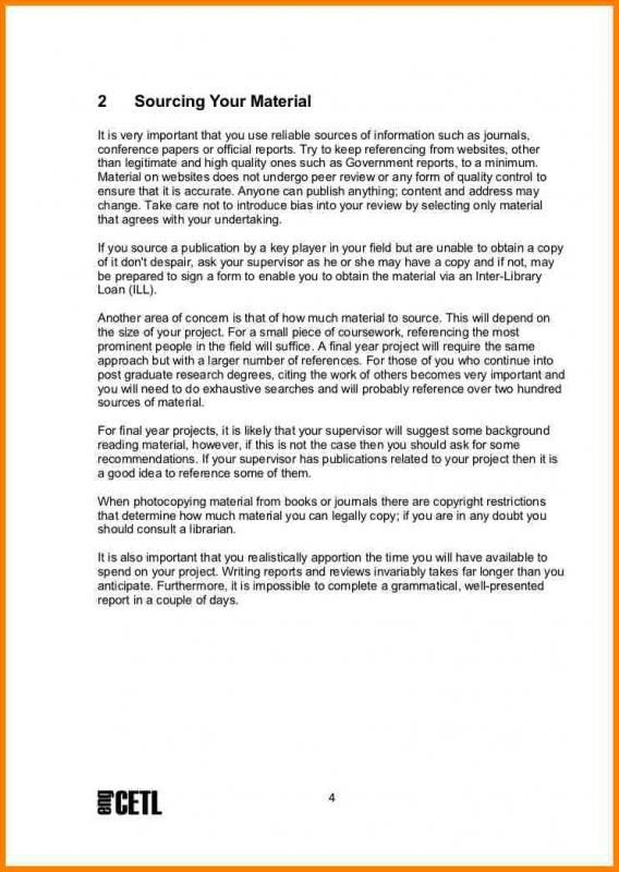 Example Of Literature Review Example Of Literature Review Academic Essay Writing Literature