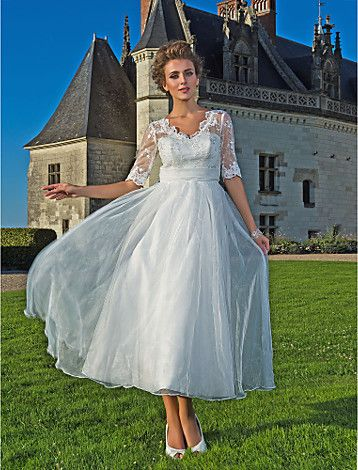 8 best Wedding dress ideas images on Pinterest | Short wedding gowns ...