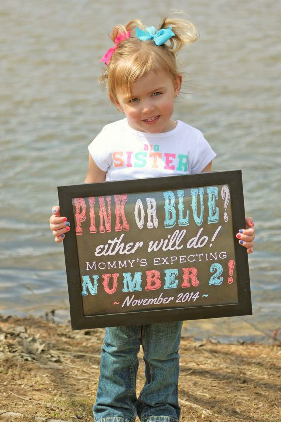 Hey, I found this really awesome Etsy listing at https://www.etsy.com/listing/180083028/pregnancy-announcement-chalkboard-photo