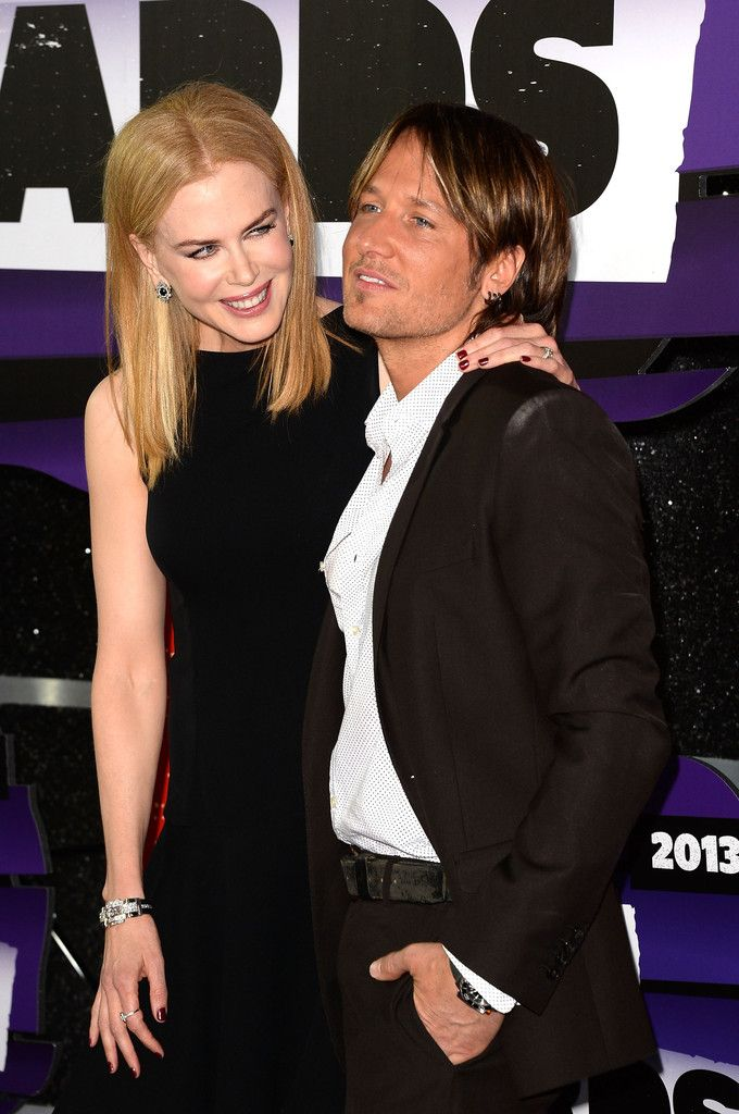 Keith Urban - Arrivals at the CMT Music Awards —