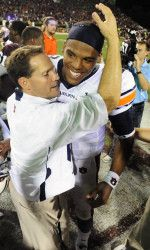 Gene Chizik defends AU with FACTS!