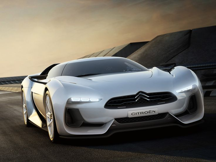 Ordinaire GT By Citroen U2013 Supercar