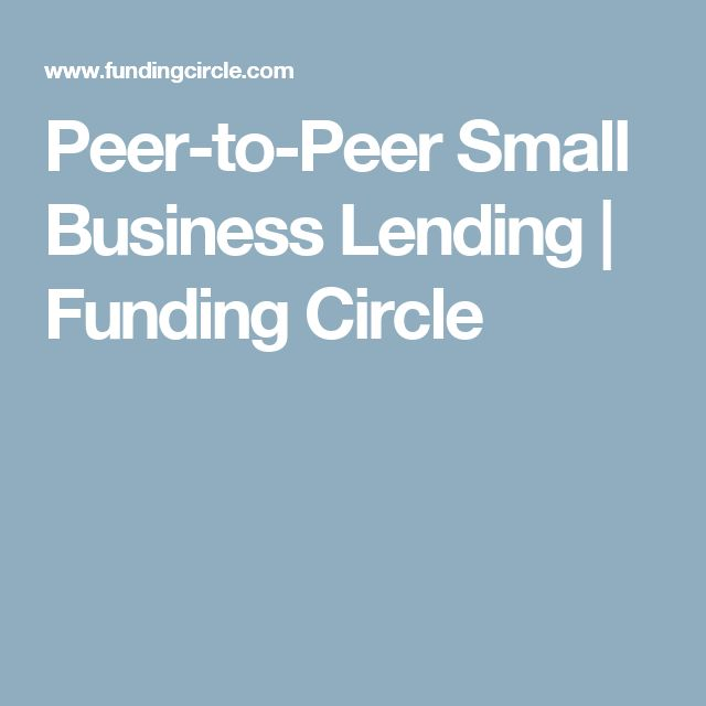 Peer-to-Peer Small Business Lending | Funding Circle