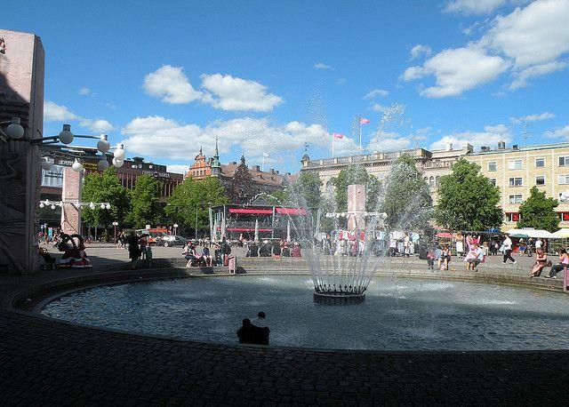 Gävle - The Stortorget | Flickr - Photo Sharing!