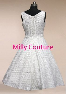 ... de Robes Mariée Des Années 50 sur Pinterest  Robes de mariée 2015