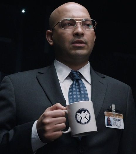 "Agent Jasper Sitwell played by Maximiliano Hernandez. First appeared in the 2011 film ""Thor."""