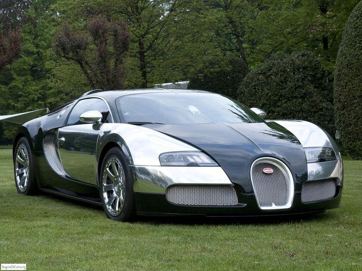 Bugatti Veyron Centenaire 2009- love the car but the the colors