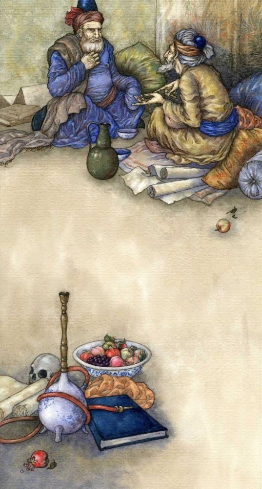 Niroot Puttapipat, Rubaiyat of Omar Khayyam