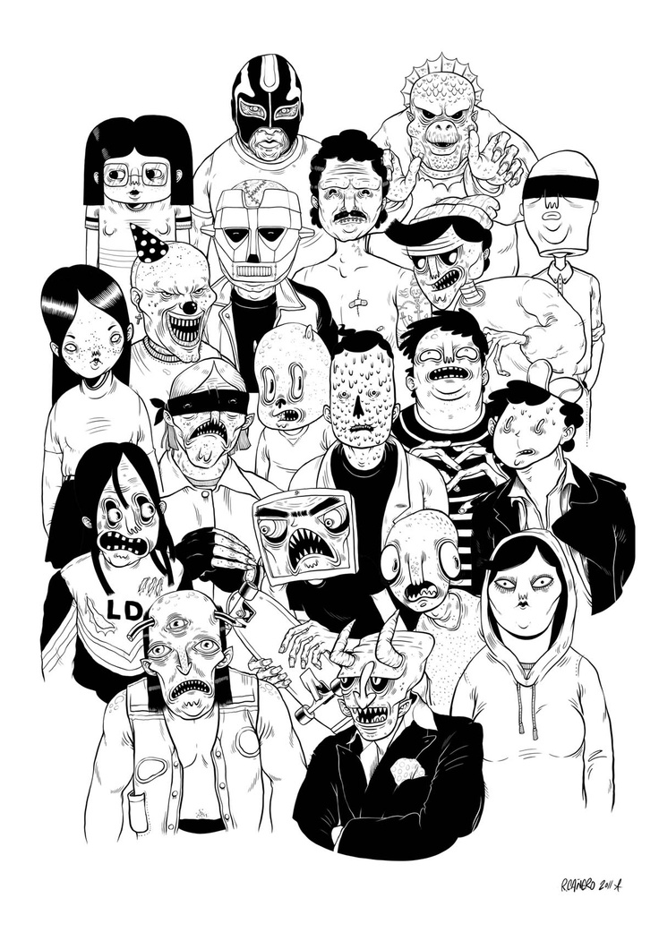 Mutantes de Rocío Cañero
