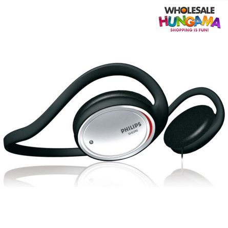 Philips SHS 390 Wired Neckband Headphone (Black) For More Info Visit On: http://www.wholesalehungama.com/computer/computer-peripheral/headphones/philips-shs-390-wired-neckband-headphone-black-1137.html #computer #computerperiperals #headphone #philips