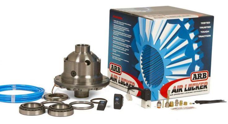 ARB Air Locker Locking Differential | Jeep Parts and Accessories | Quadratec